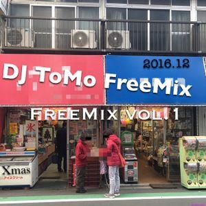 dj ToMo FreeMix Vol,1 2016,12 xmas