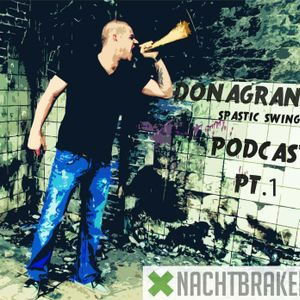 Spastic Swing POCAST PT.1 Mixed & Compiled by Donagrandi