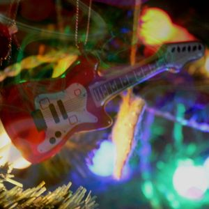 psychedelic lights of christmas