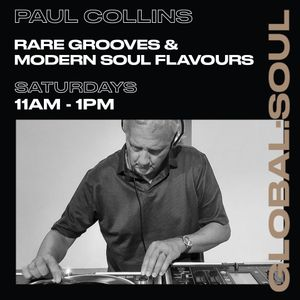 Rare grooves & modern soul flavours (#812) 29th May 2021 Global:Soul