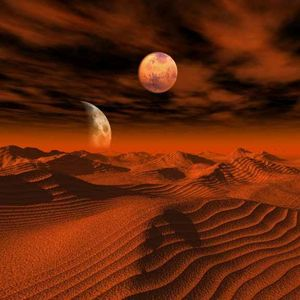 Sarke- Tales From The Desert Planet Called Dune (Tribute Mix To Dune Universe)