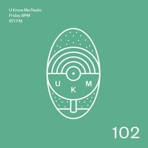 U Know Me Radio #102 | Zed Bias | Taso Teklife | Shigeto | Slugabed | Jamie Lidell | Special Request