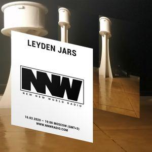 Leyden Jars - 16th March 2020