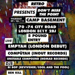 compütah! - Live @ Future Retro (London) - 9th June 2011