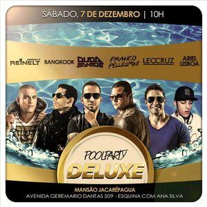 DJSET ESPECIAL Pool Party Deluxe (DJAriel-Lisboa)
