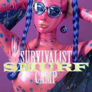 Survivalist Smurf Camp [ DJ HoloWestCaust + Sainte-Rita ]