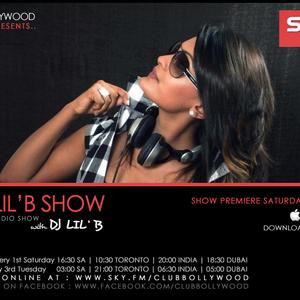 The LiL'B Show with DJ LIL'B - Episode 2 (Live Retro Set)