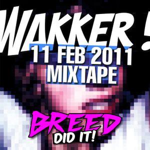 Fucking Breeed - Wakker! 11 feb 2011 Mixtape