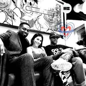 Portobello Radio Saturday Sessions @LondonWestBank with DJ Lusinda: Lusinda's Rhythm Nation.