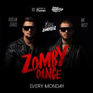Zomby Dance Radio Show (Episode #018)