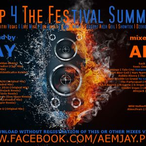 Warm Up 4 The Festival Summer 2016