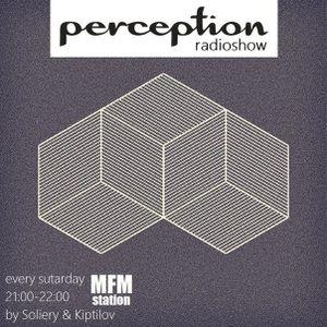 Perception Radio Show On MFM By Soliery & Kiptilov