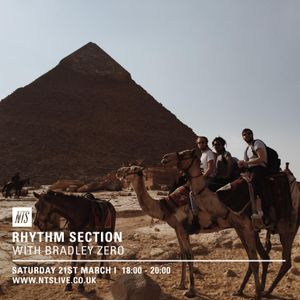 Rhythm Section w/ Bradley Zero - 21st March 2015