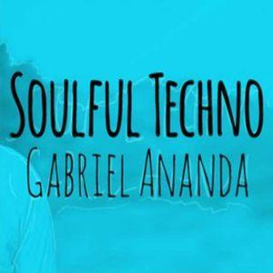 Soulful Techno 047 (with Gabriel Ananda) - 18 Noviembre 2016