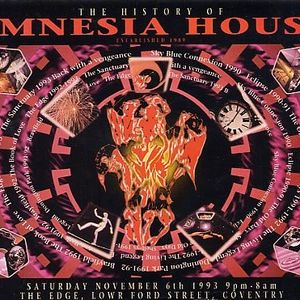 Ratty @ Amnesia House -the edge ( History of Amnesia House) Nov '93
