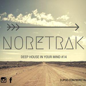 Noretrak - Deep House In Your Mind #14