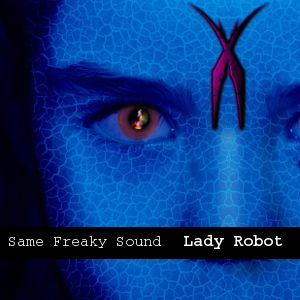 Lady Robot in the Land of Angels
