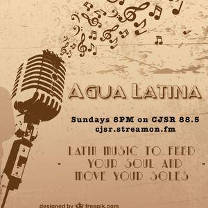 October 2nd Episode of Agua Latina