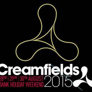 Sigma feat. Justyce - Live @ Creamfields 2015 ( UK) Full Set