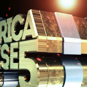 Dj Kym NickDee - Africa Rise Volume 5