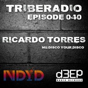 Triberadio 040 - Ricardo Torres