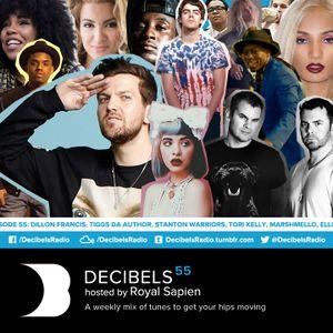 Royal Sapien presents Decibels - Episode 55