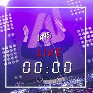 Jay5 Live @ Club AU (2015-02)