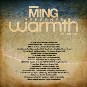 MING Presents Warmth 020