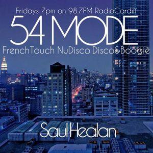 54 Mode Radio Show: Friday 3rd September