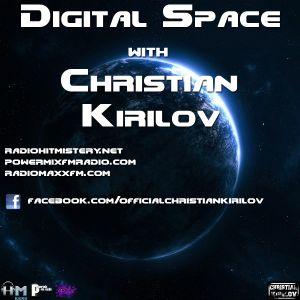 Digital Space Episode 033 with Christian Kirilov