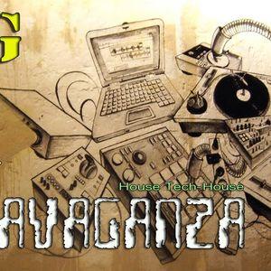 Extravaganza Show 6 by Ckg on electrostatik Tv (house/tech house)