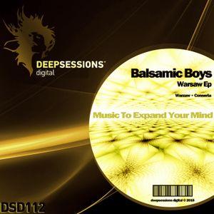 DSD112 Balsamic Boys - Warsaw Ep