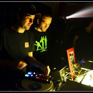 ALVARO DODERO & SERIOUS BEAT @ TRIBUTE R&B (HIFI ROOM) STUDIO76 (11/1/14)