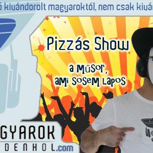 Pizzás Show - Neten terjed eme remek