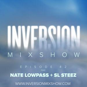 Episode 42 feat Nate Lowpass + SL Steez