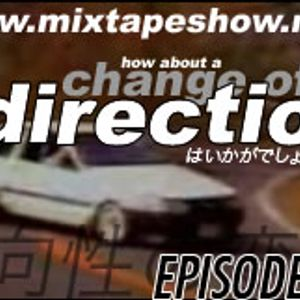 MIXTAPE 118 - CHANGE OF DIRECTION