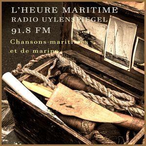 L'heure maritime Mardi 15 juin 2021