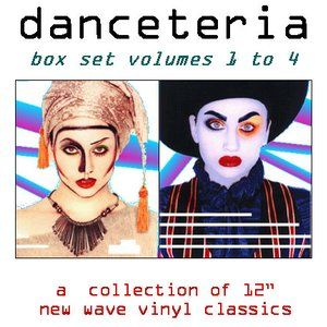 Danceteria [Volume 1] - Rare and Obscure New Wave Ripped from Vinyl