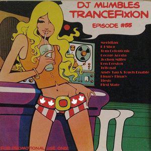 DJ Mumbles - Trancefixion Episode #55
