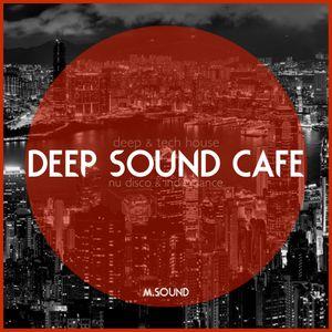 Deep Sound Cafe (vol.19) M.SOUND