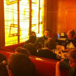 direct RSP au Basile - music labels avec Teki Latex, Guillaume Heuguet, Matthieu Gazier & Panteros66