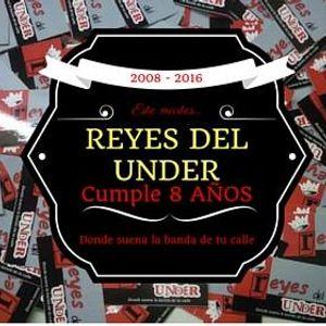 Radio Emergente 07-28-2017 Reyes del Under