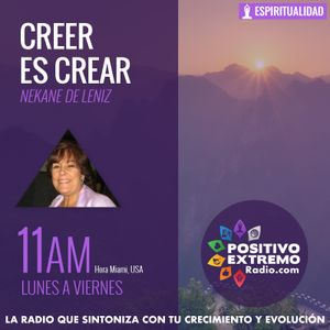 CREER ES CREAR 10-16-2017 ENTREVISTA DR. MICHAEL COTTON