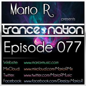 Trance Nation Ep. 077 (28.10.2012)