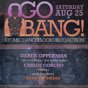 Live at Go Bang! (August 25, 2012)