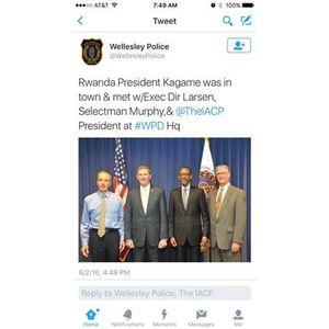 RWANDA HAGURUKA 06/03/16: KAGAME MUMUGAMBI WO GUTWIKA AKARERE YITWAJE UMUTEKANO