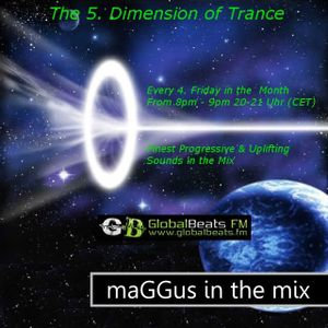 The 5th Dimension of Trance 060