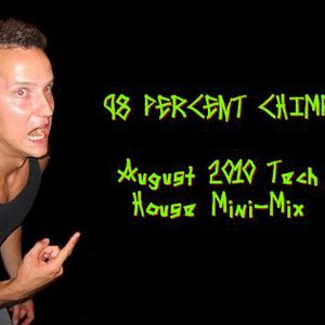 August 2010 Tech House Mini Mix