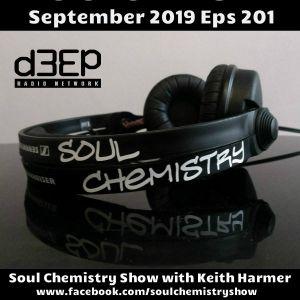 Soul Chemistry Show Eps 201 - September 2019