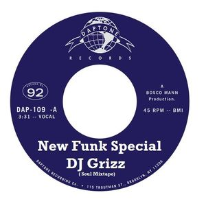 New Funk Special- Daptone Records